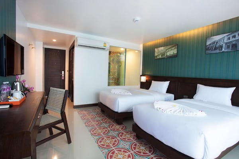 Grand Supicha City Hotel - Image 1