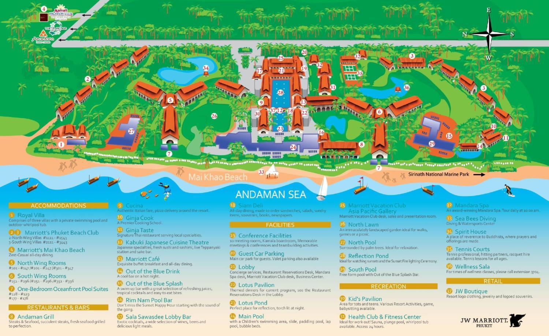 JW Marriott Phuket Resort & Spa - Image 4