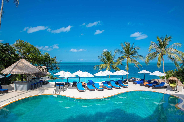Coral Cliff Beach Resort Samui