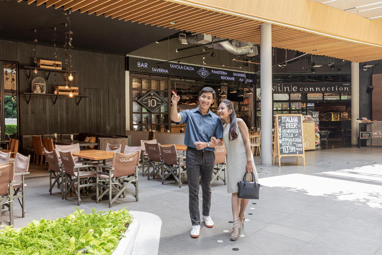 Courtyard by Marriott Bangkok - Image 1