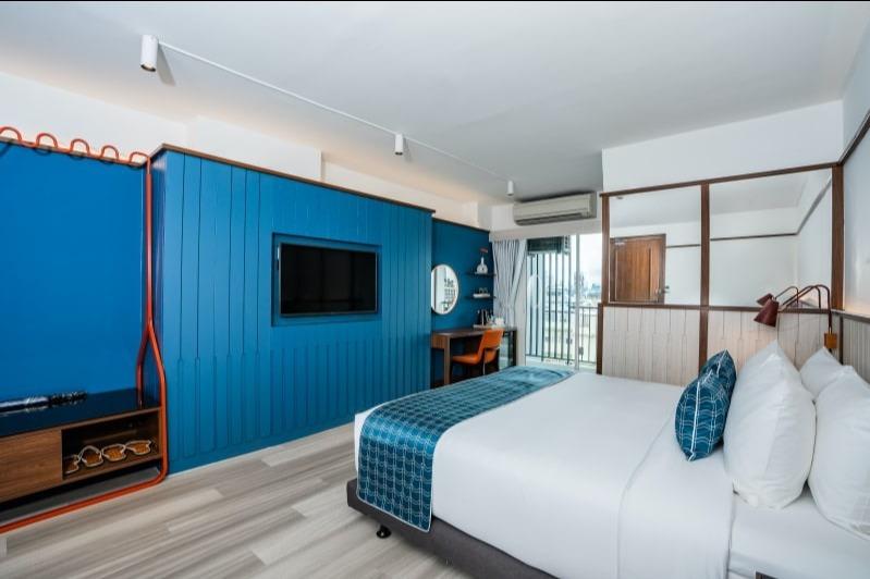 โรงแรมแอมเบอร์สุขุมวิท 85 - 0