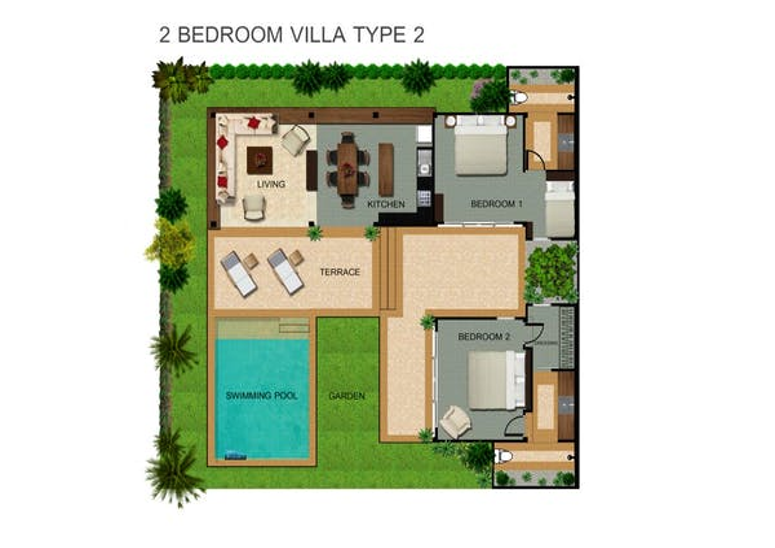 Alanta Pool Villa - Image 3