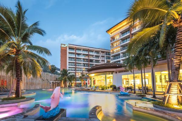 The Beach Heights Resort