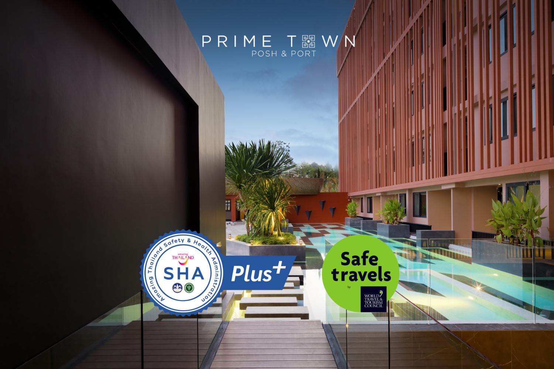 PRIME TOWN - Posh & Port Hotel PHUKET
