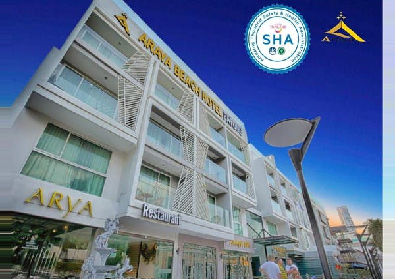 Araya Beach Hotel Patong - Image 0
