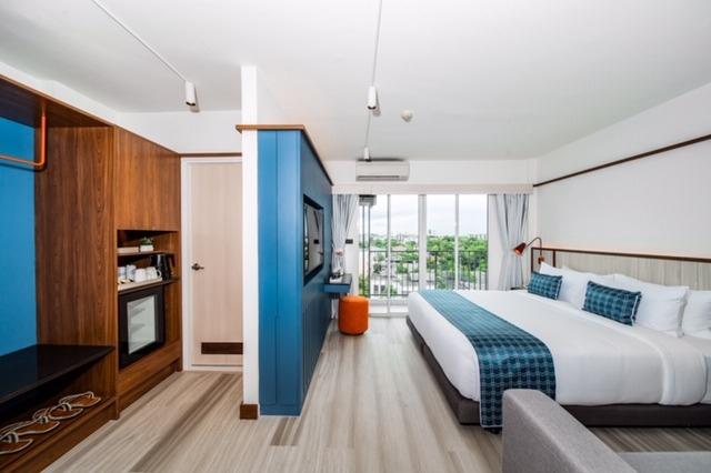 Hotel Amber Sukhumvit 85 - 1