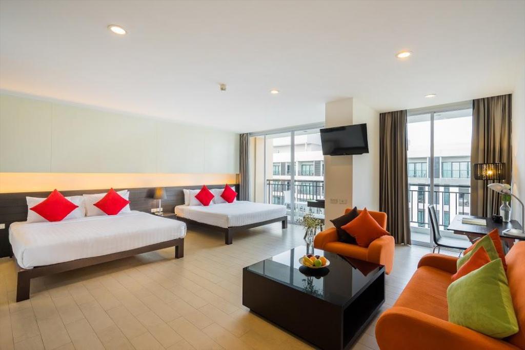 Hotel J Pattaya (SHA Certified) - Image 3