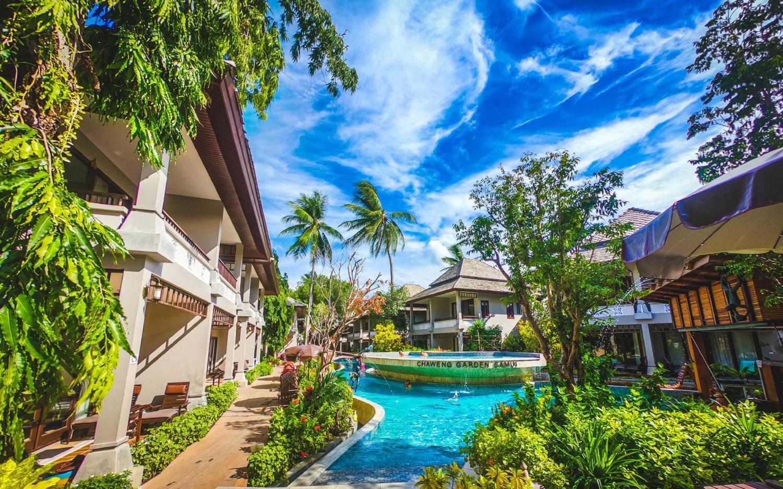 Chaweng Garden Beach Resort - Image 0