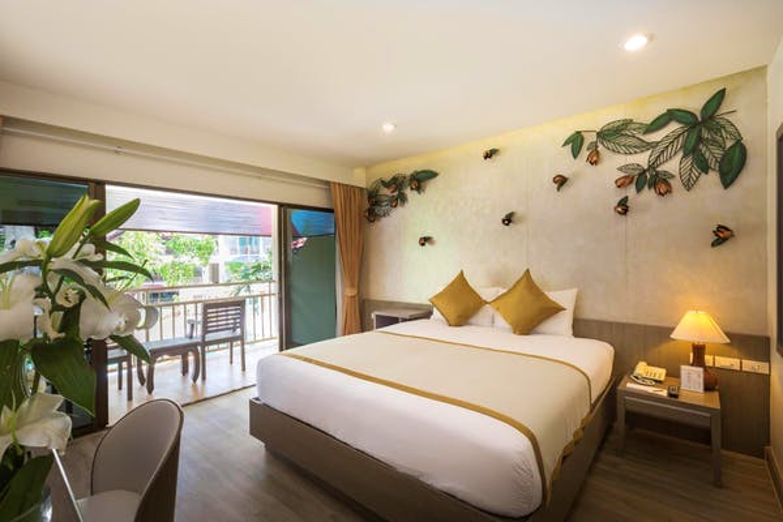 Chanalai Flora Resort, Kata Beach - Image 1
