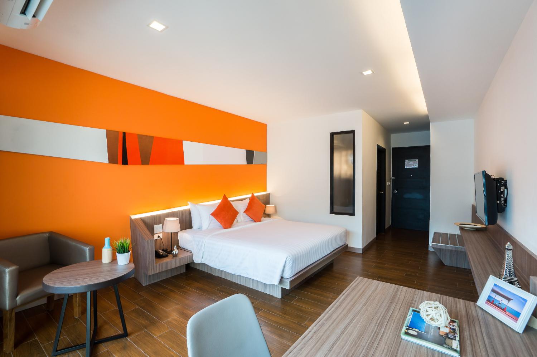 โรงแรมเจอินสไปร์พัทยา - 1