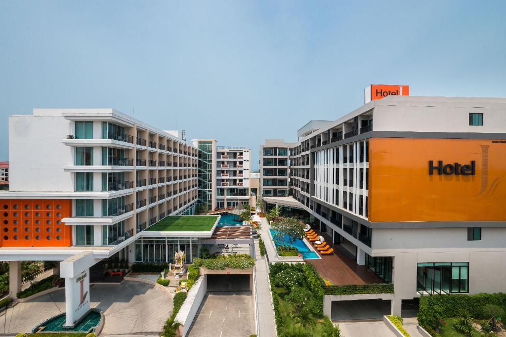Hotel J Pattaya (SHA Certified) - Image 2