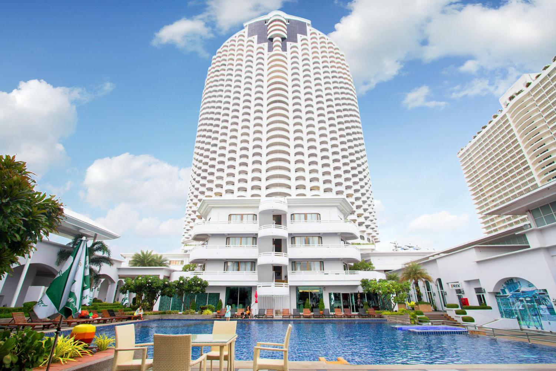 D Varee Jomtien Beach Pattaya Hotel - Image 0