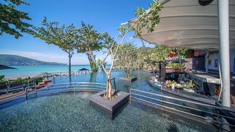 Novotel Phuket Kamala Beach Hotel - 1