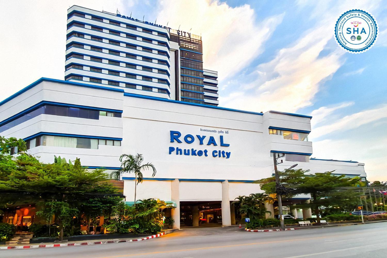 Royal Phuket City Hotel - Image 2
