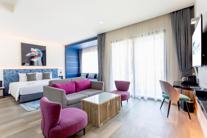 Hotel Clover Patong Phuket - Image 4