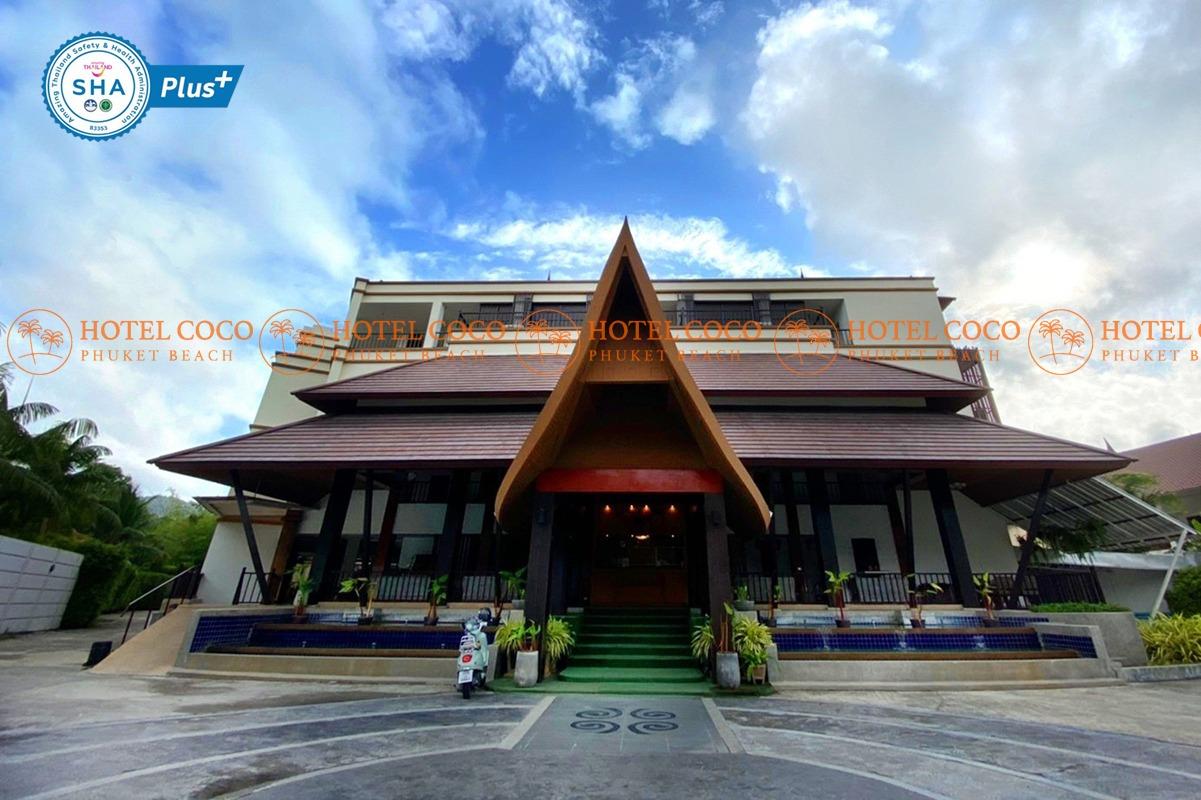 Hotel Coco Phuket Beach - Image 3