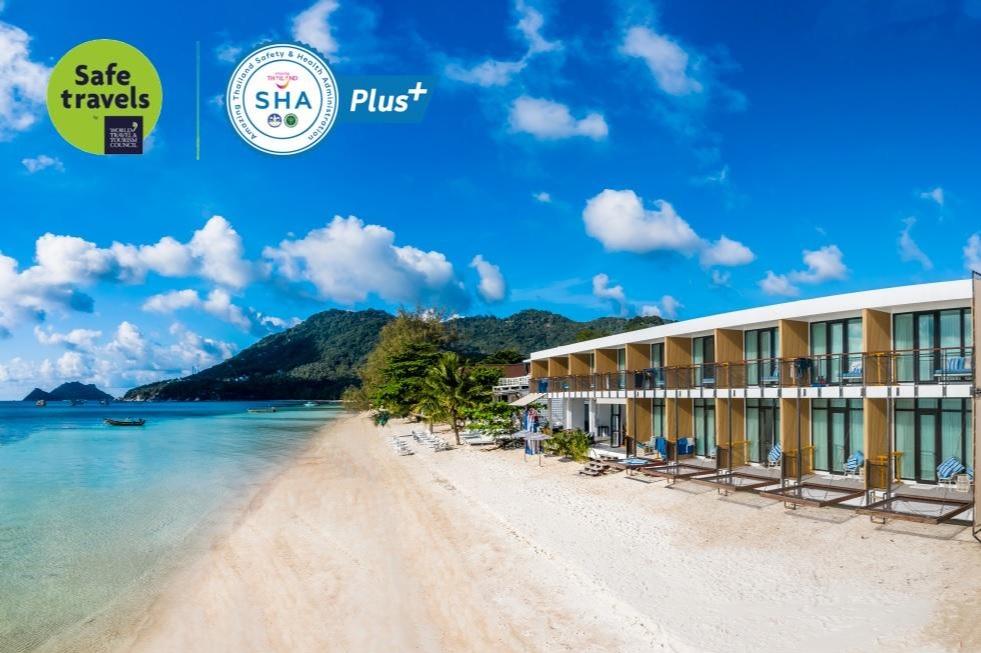 Blue Tao Beach Hotel - 0