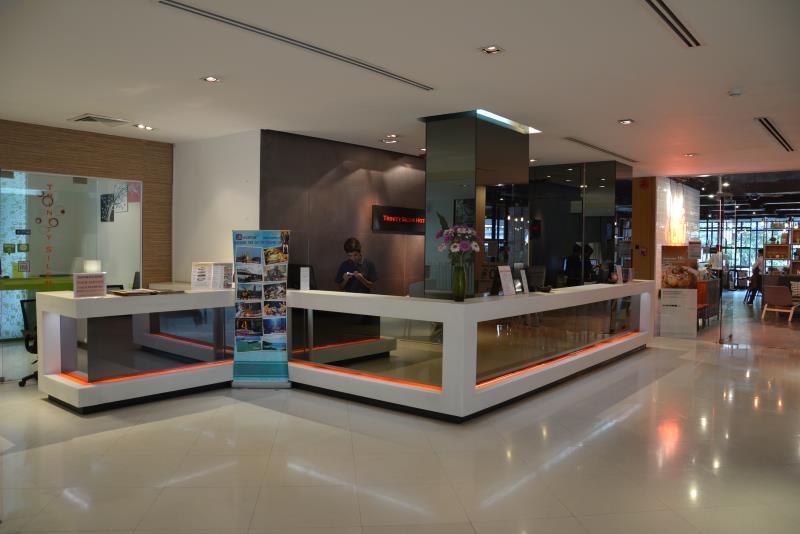 Trinity Silom Hotel - Image 3
