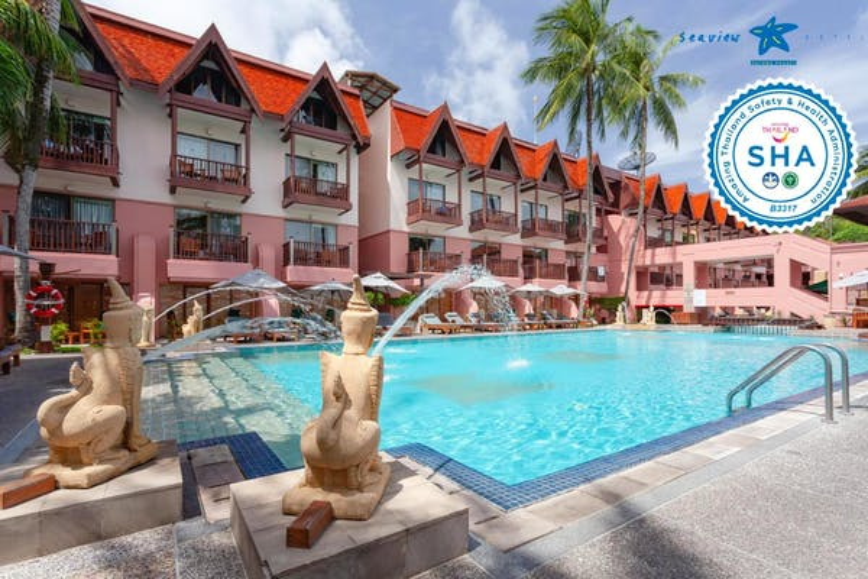 Seaview Patong Hotel - Image 0