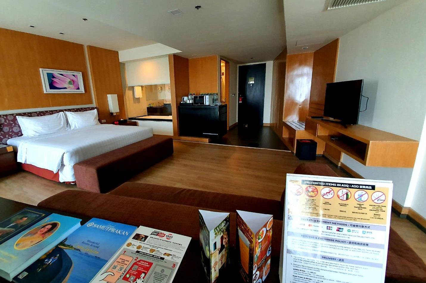 Amaranth Suvarnabhumi Hotel - Image 4