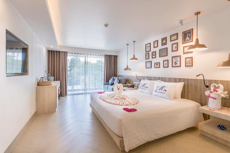 Golden Tulip Pattaya Beach Resort - Image 1