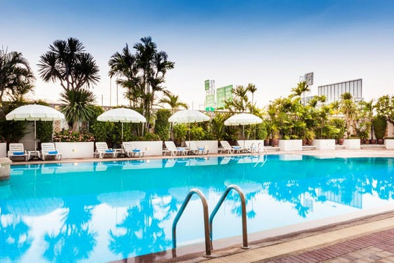 Bangkok Palace Hotel - Image 4