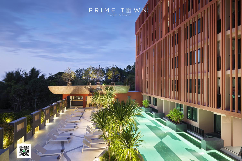 PRIME TOWN - Posh & Port Hotel PHUKET - Image 1