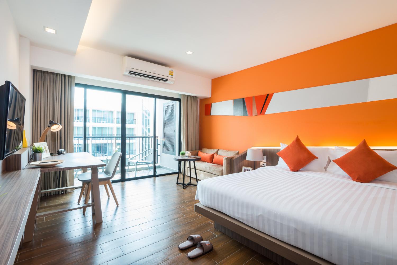 J Inspired Hotel Pattaya - Image 1