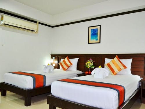 First Residence Hotel - 1