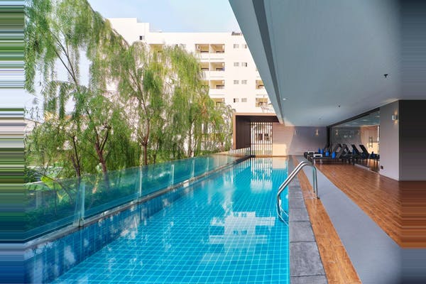 Aster Hotel and Residence - Image 0