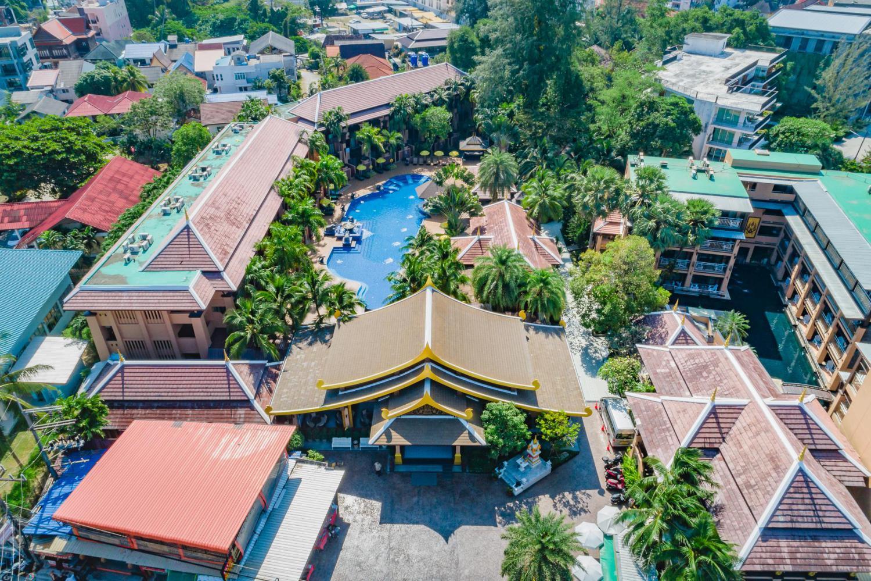 Princess Kamala Beachfront Hotel. - Image 2
